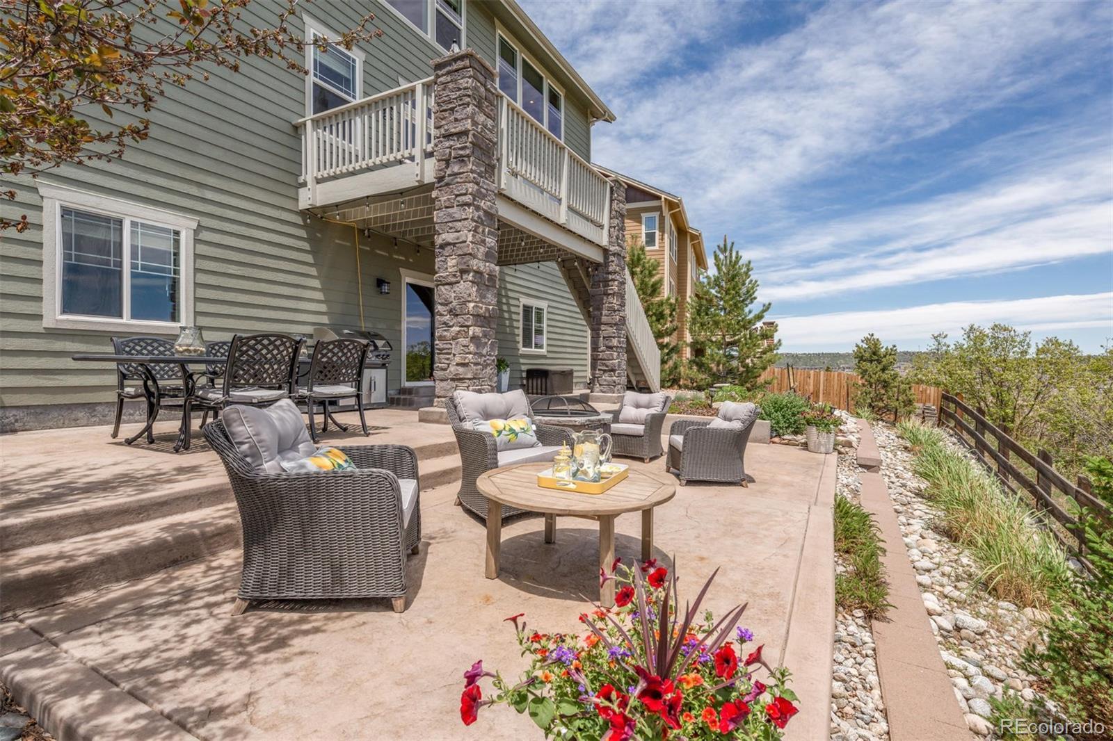 MLS# 6520057 - 33 - 1556 Bent Wedge Point , Castle Rock, CO 80109