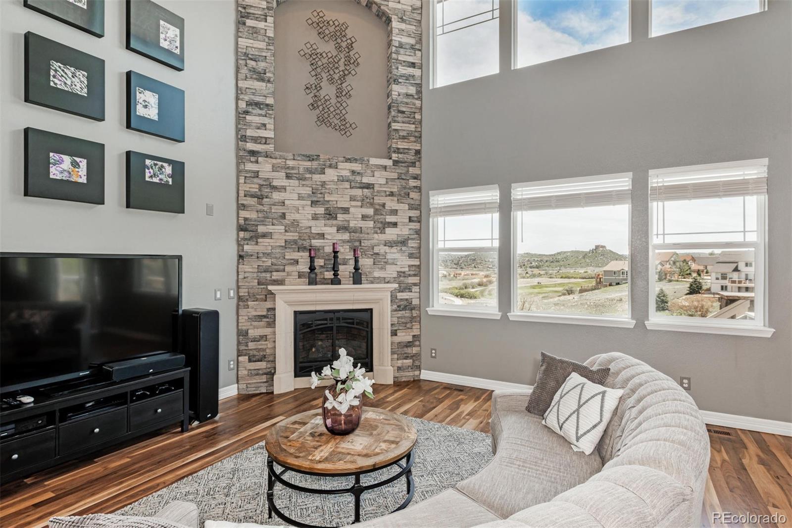 MLS# 6520057 - 5 - 1556 Bent Wedge Point , Castle Rock, CO 80109
