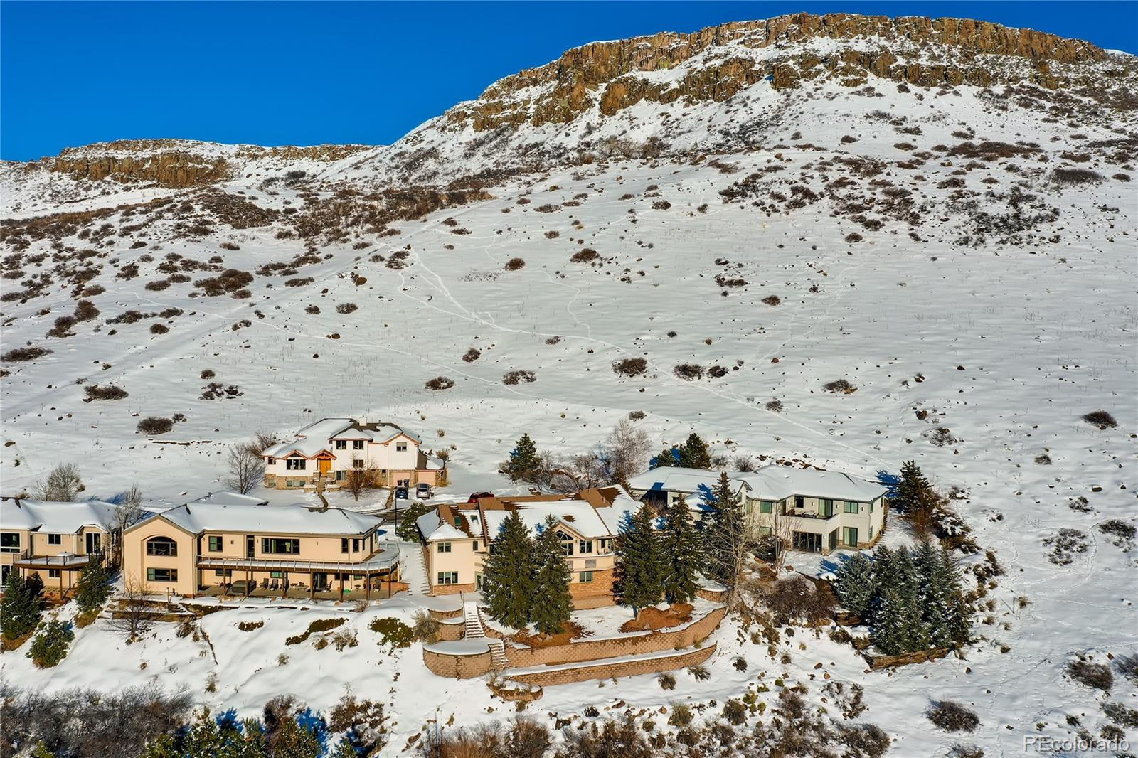 MLS# 6545398 - 1 - 1020  Deer Springs Lane, Golden, CO 80403