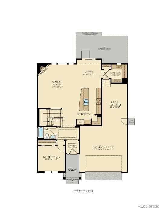 MLS# 6568115 - 5 - 2460 Tyrrhenian Circle, Longmont, CO 80504