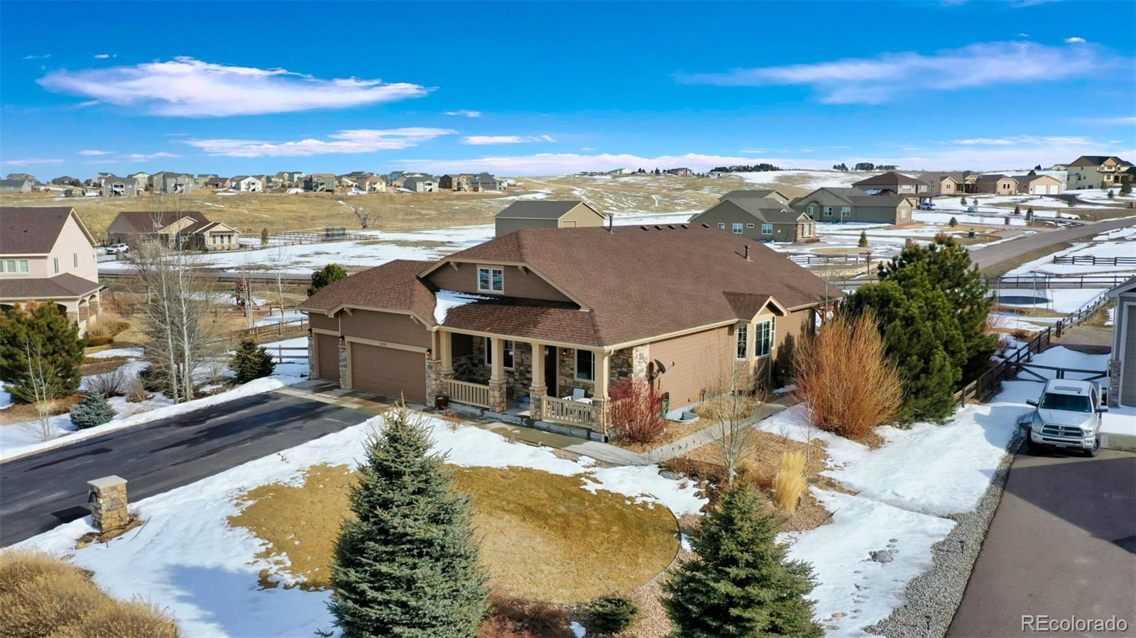 MLS# 6669287 - 2 - 5120 Laurel Valley Circle, Elizabeth, CO 80107