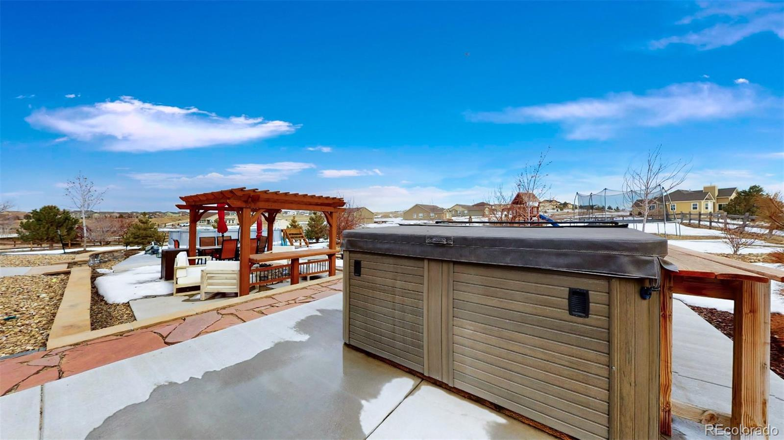 MLS# 6669287 - 29 - 5120 Laurel Valley Circle, Elizabeth, CO 80107