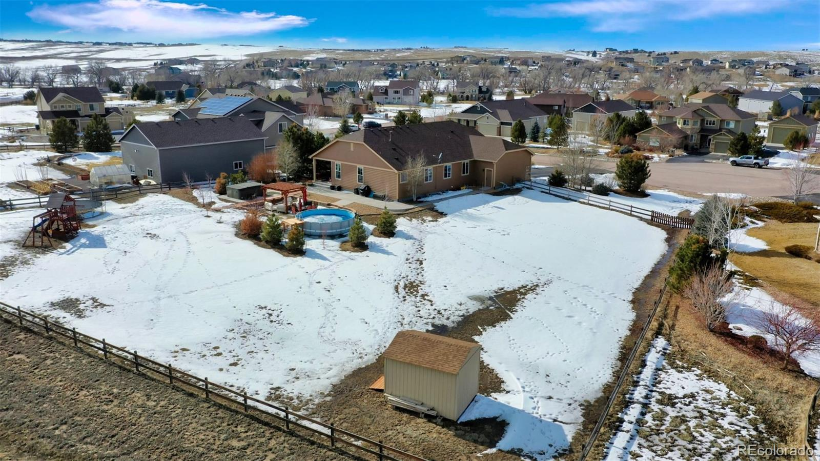 MLS# 6669287 - 32 - 5120 Laurel Valley Circle, Elizabeth, CO 80107