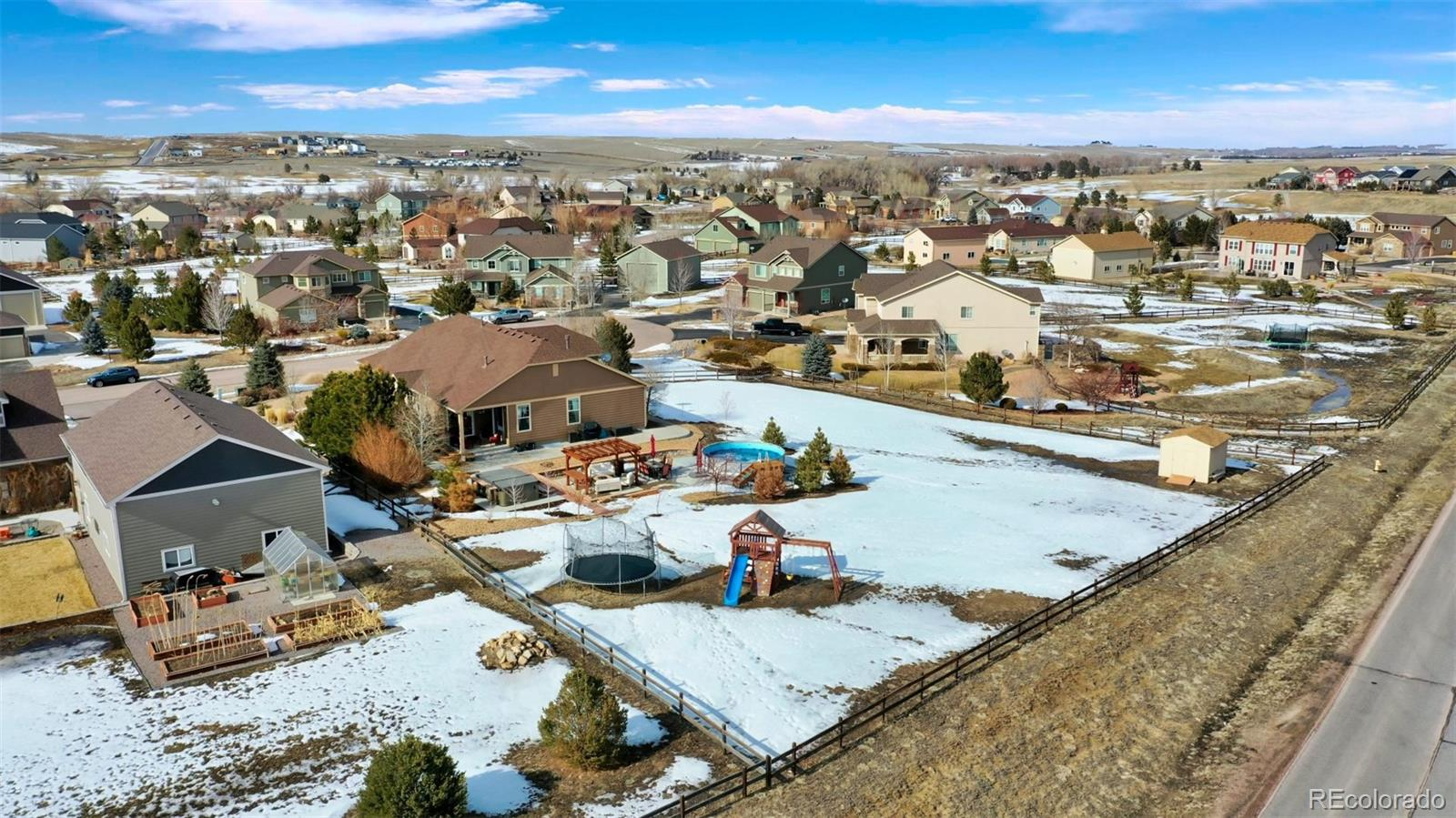 MLS# 6669287 - 33 - 5120 Laurel Valley Circle, Elizabeth, CO 80107
