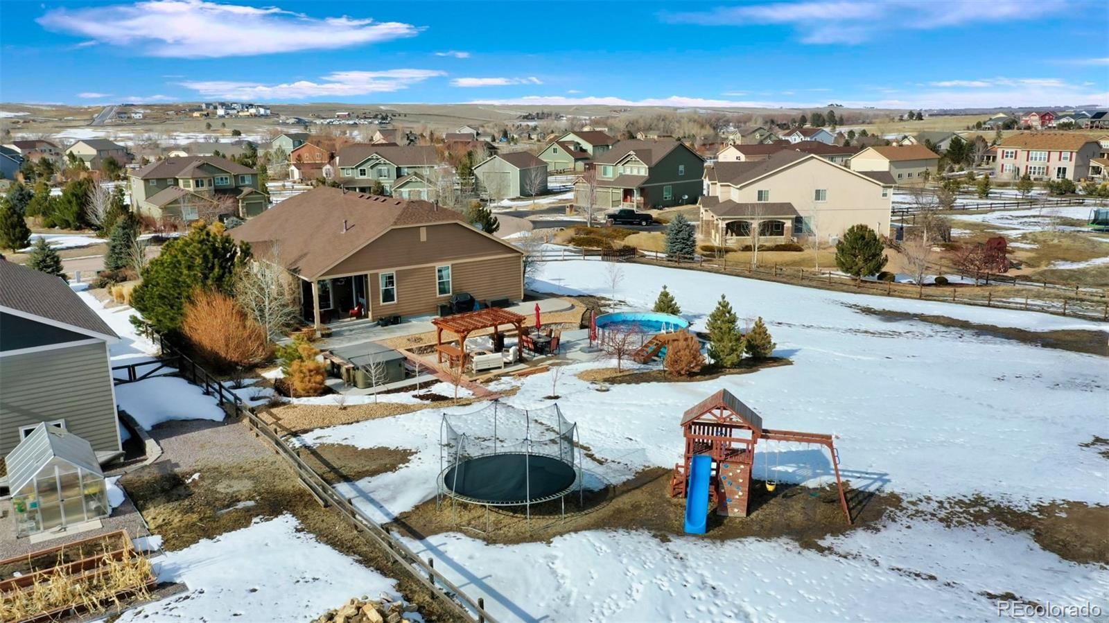 MLS# 6669287 - 34 - 5120 Laurel Valley Circle, Elizabeth, CO 80107