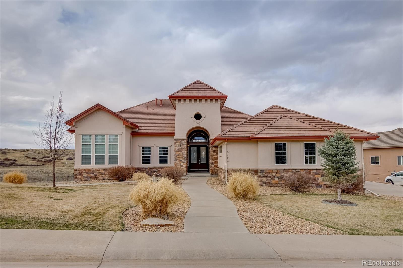 MLS# 6681945 - 2 - 5792 Vistancia Drive, Parker, CO 80134