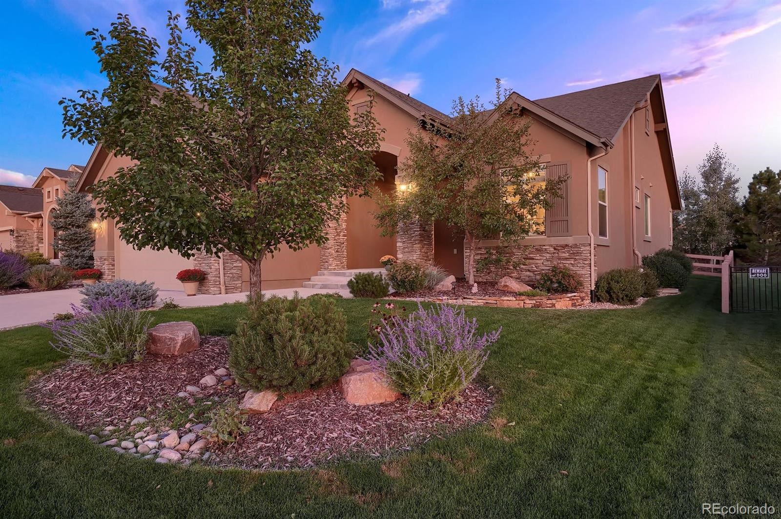 MLS# 6829804 - 1 - 13435  Cedarville Way, Colorado Springs, CO 80921