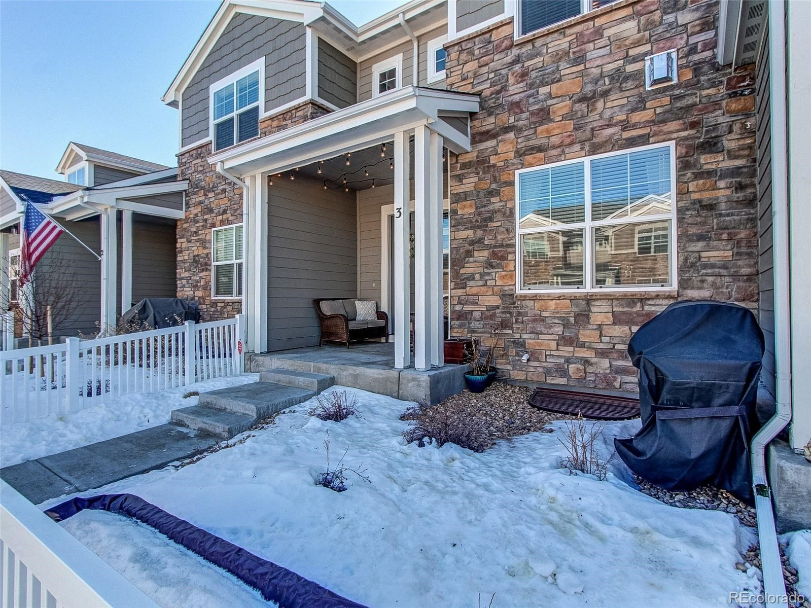 MLS# 6859780 - 2157 Montauk Lane #3, Windsor, CO 80550