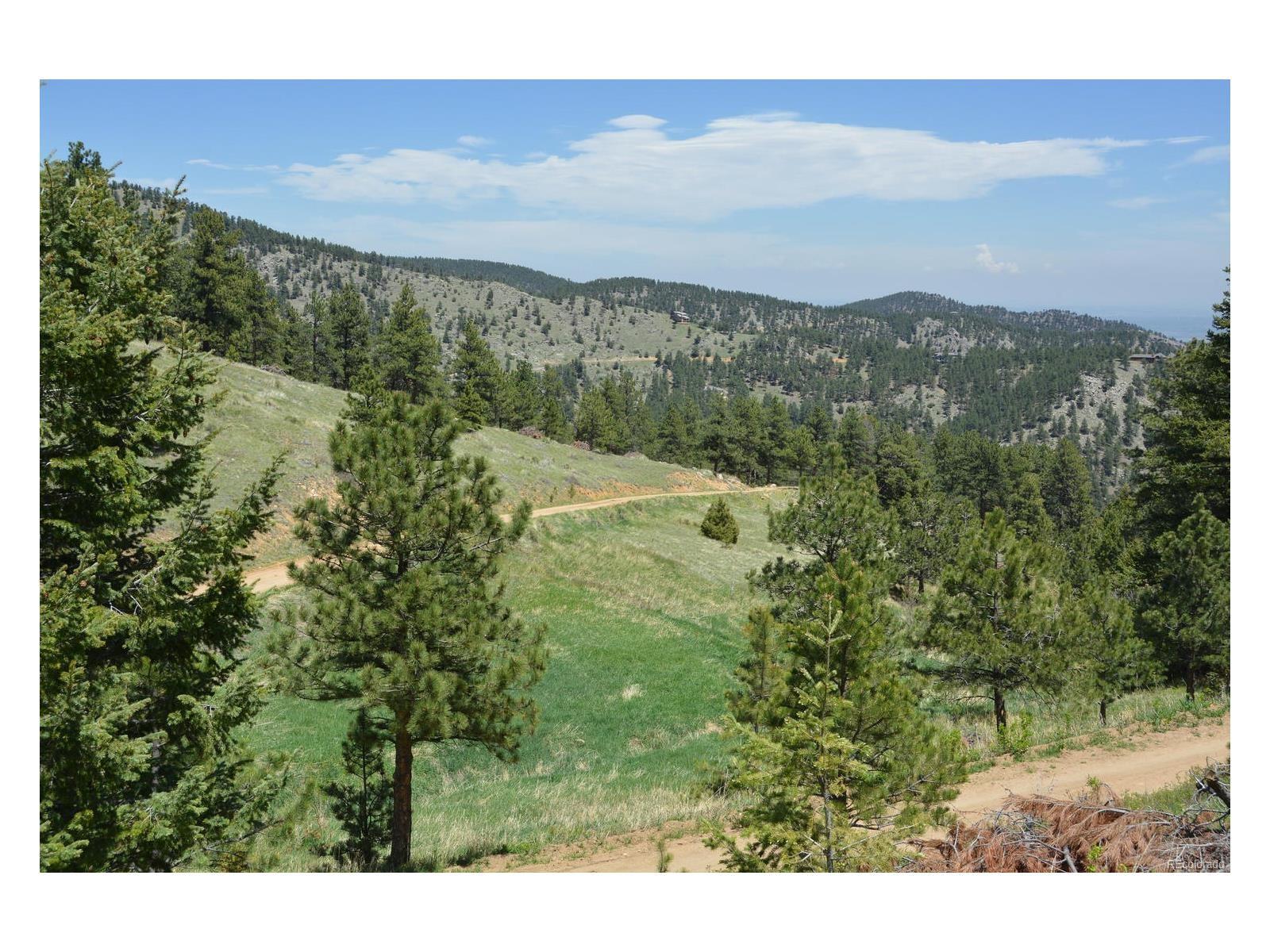 MLS# 6865559 - 1 -   Sunshine Canyon Drive, Boulder, CO 80302