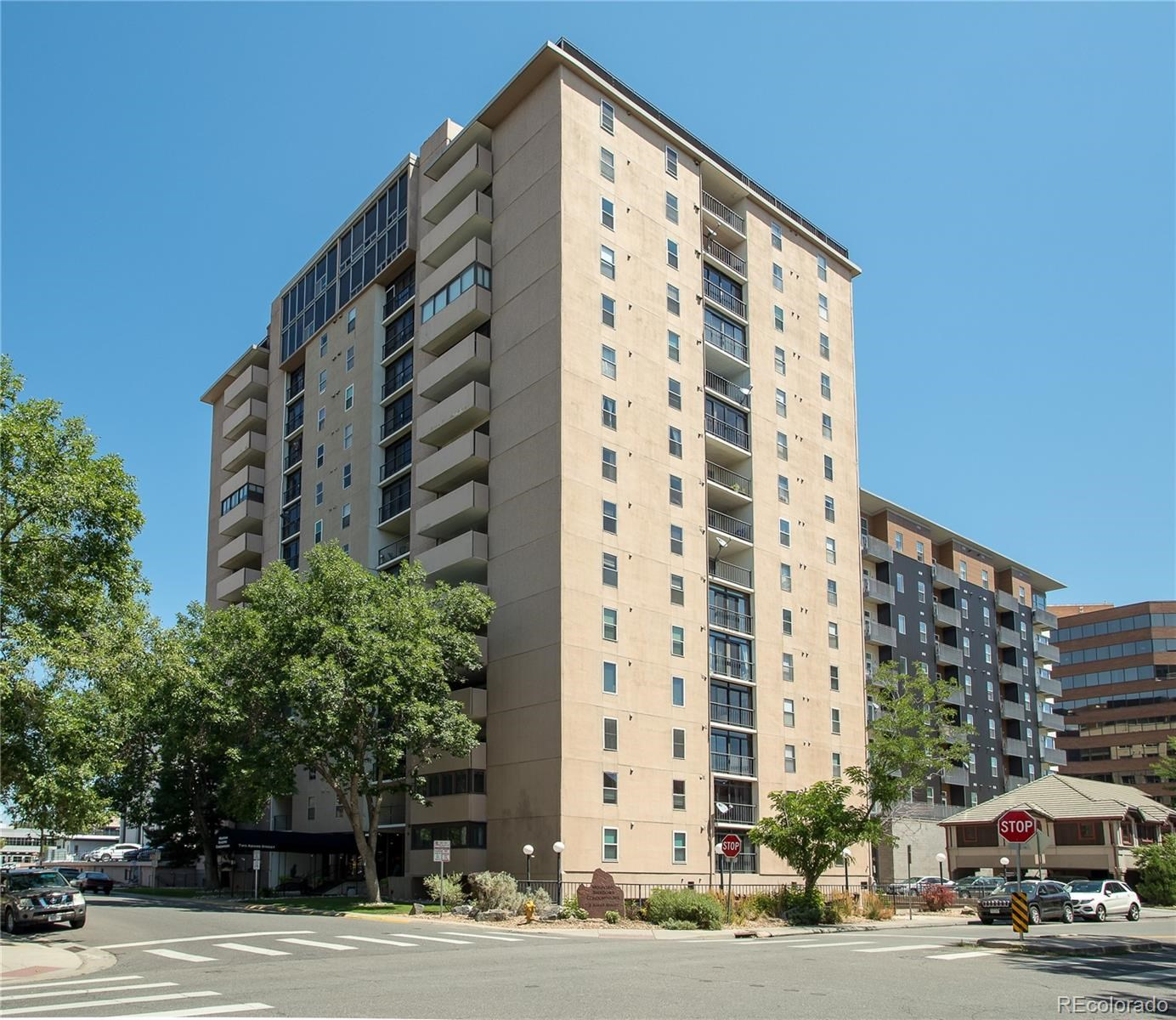 MLS# 6873123 - 38 - 2 Adams Street #1603, Denver, CO 80206