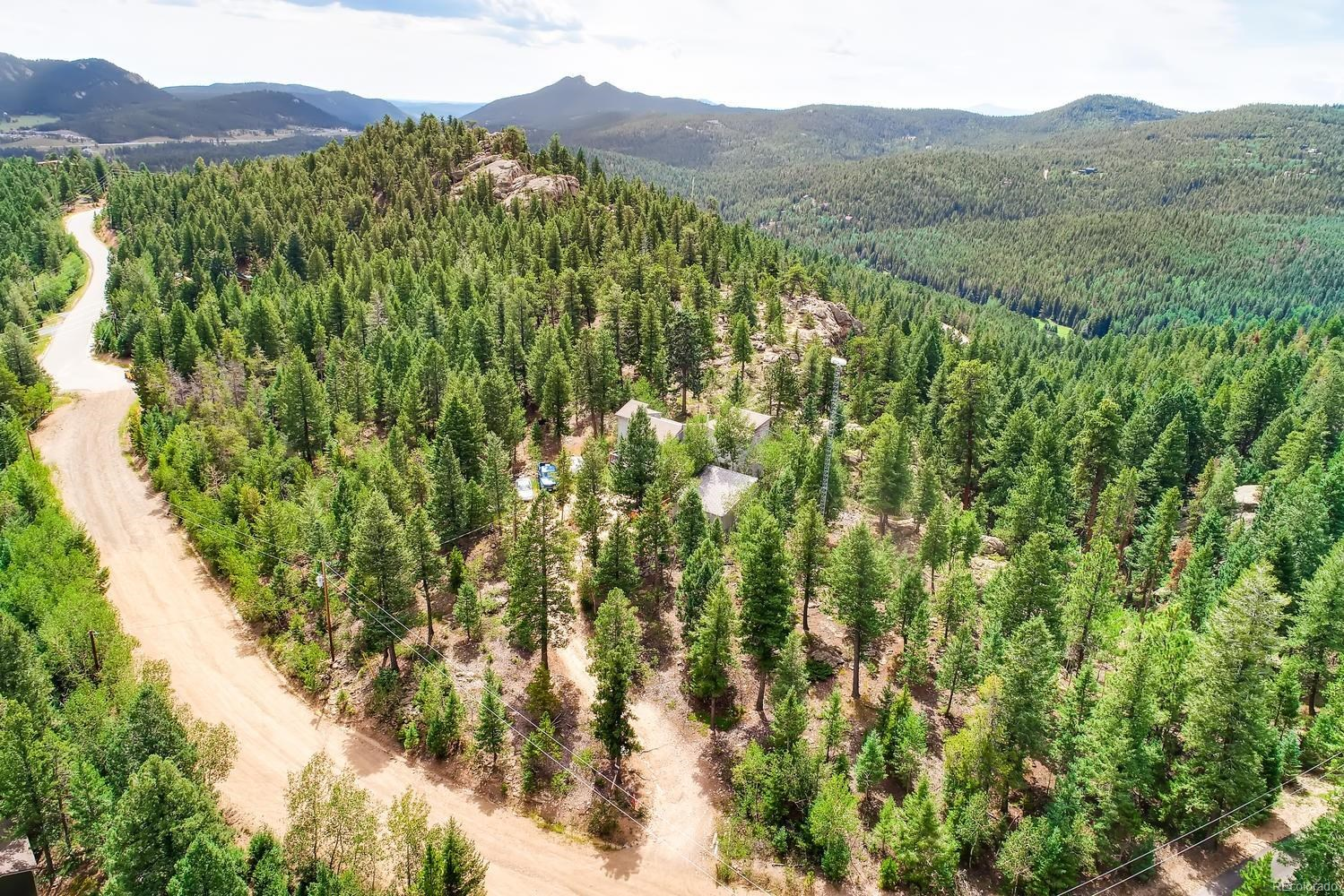 MLS# 6884650 - 29682  Bearcat Trail, Conifer, CO 80433