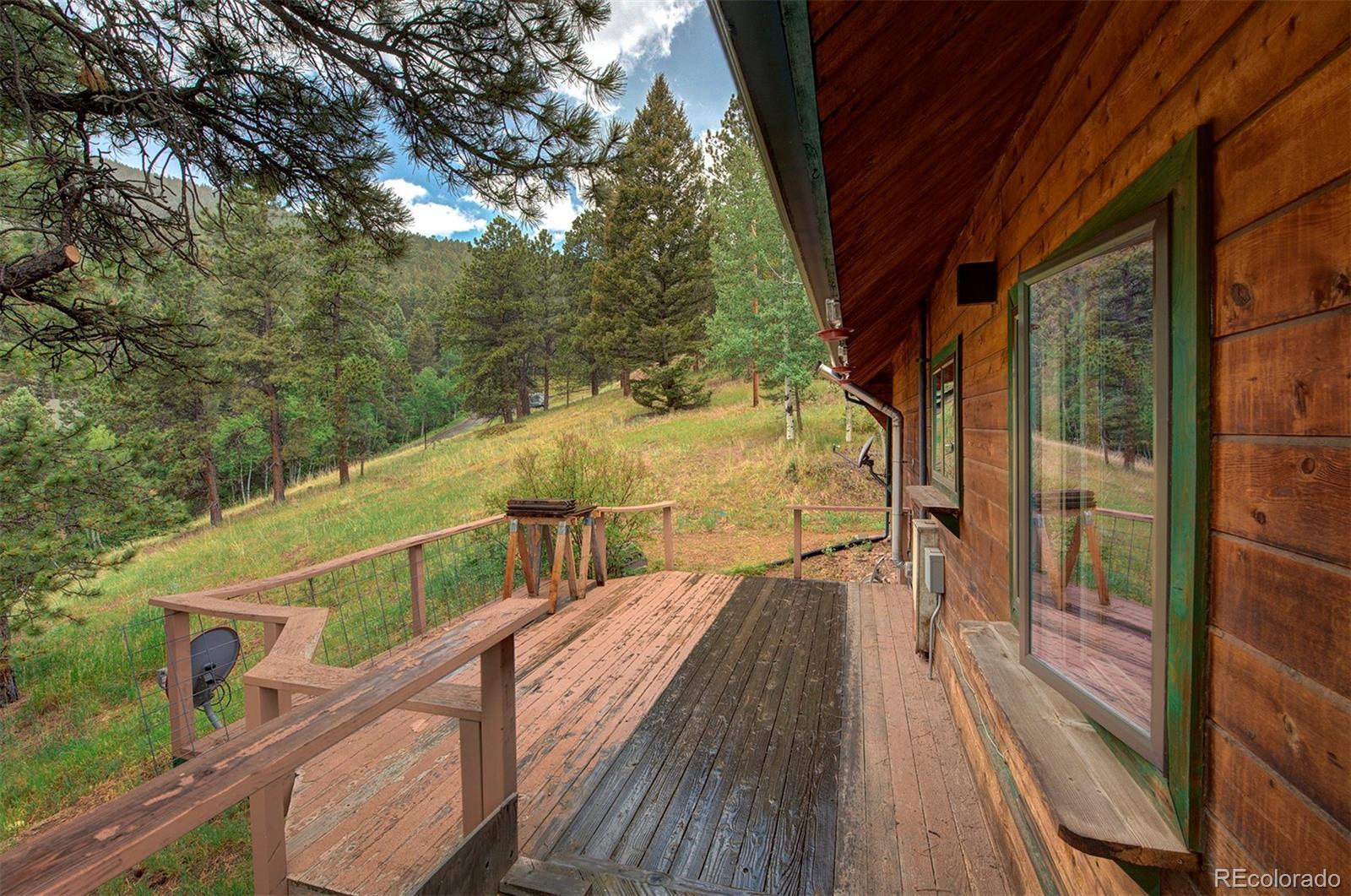 MLS# 6922377 - 36 - 12123 Geronimo Trail, Conifer, CO 80433