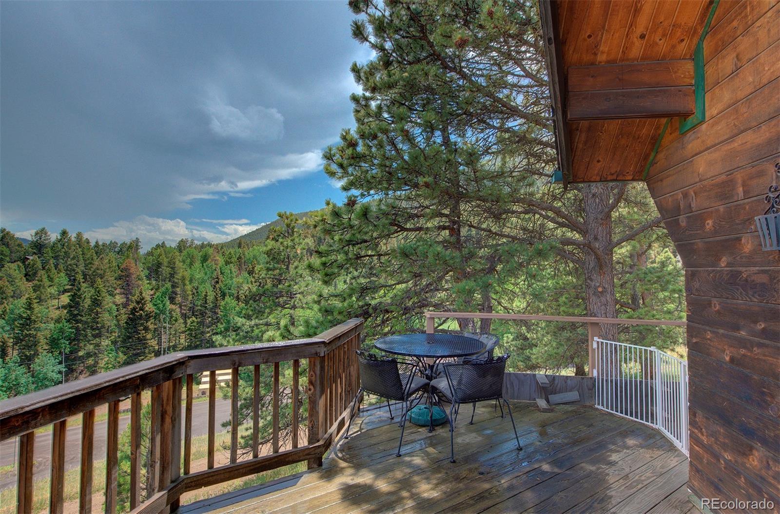 MLS# 6922377 - 38 - 12123 Geronimo Trail, Conifer, CO 80433