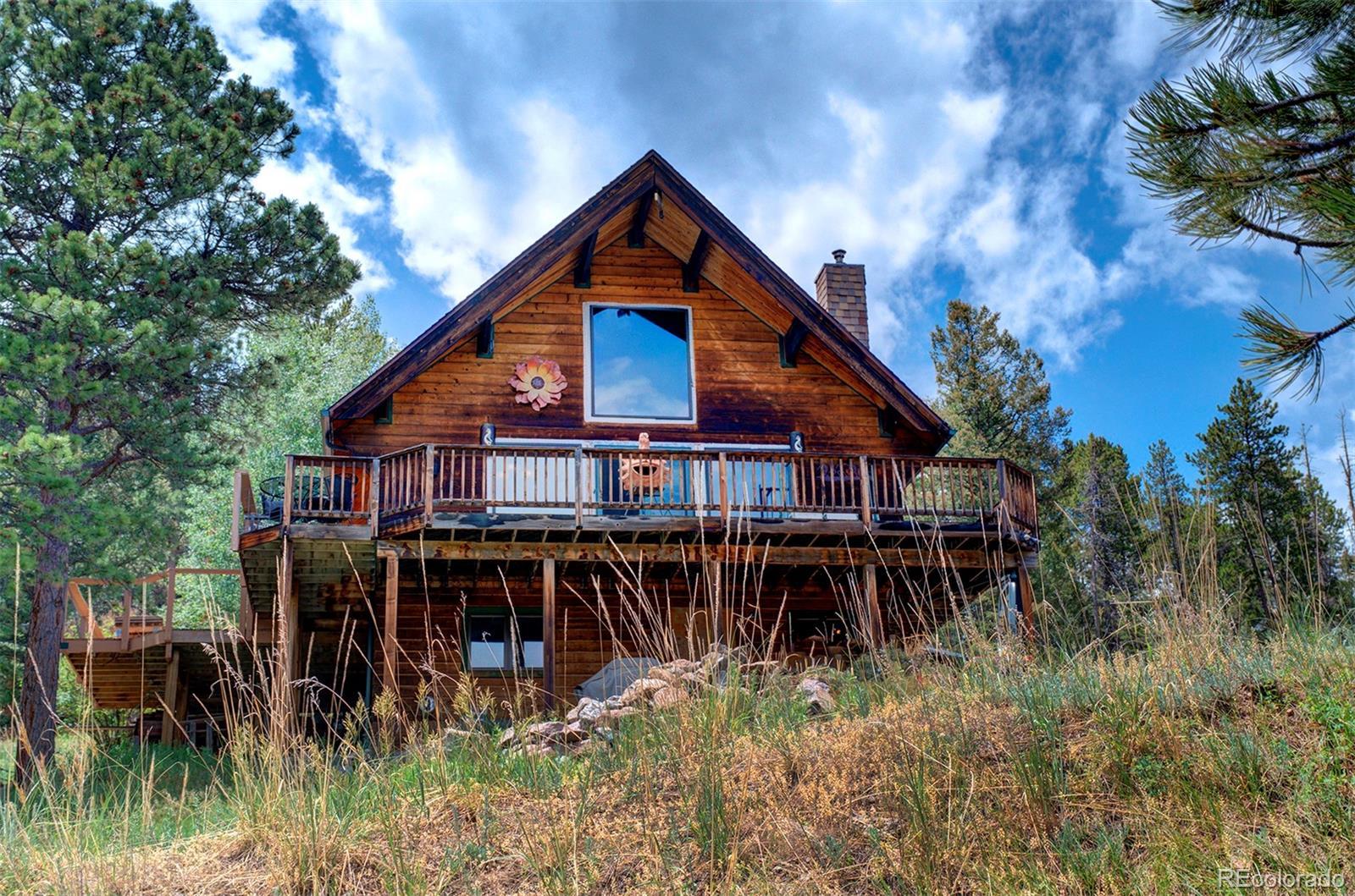 MLS# 6922377 - 39 - 12123 Geronimo Trail, Conifer, CO 80433