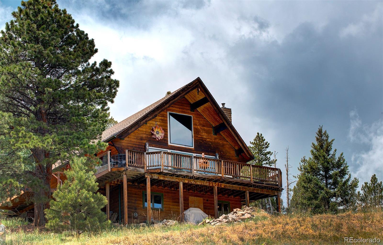 MLS# 6922377 - 40 - 12123 Geronimo Trail, Conifer, CO 80433