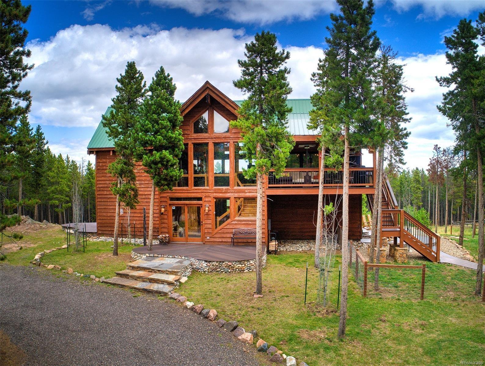 MLS# 6959516 - 31421  Shadow Mountain Drive, Conifer, CO 80433