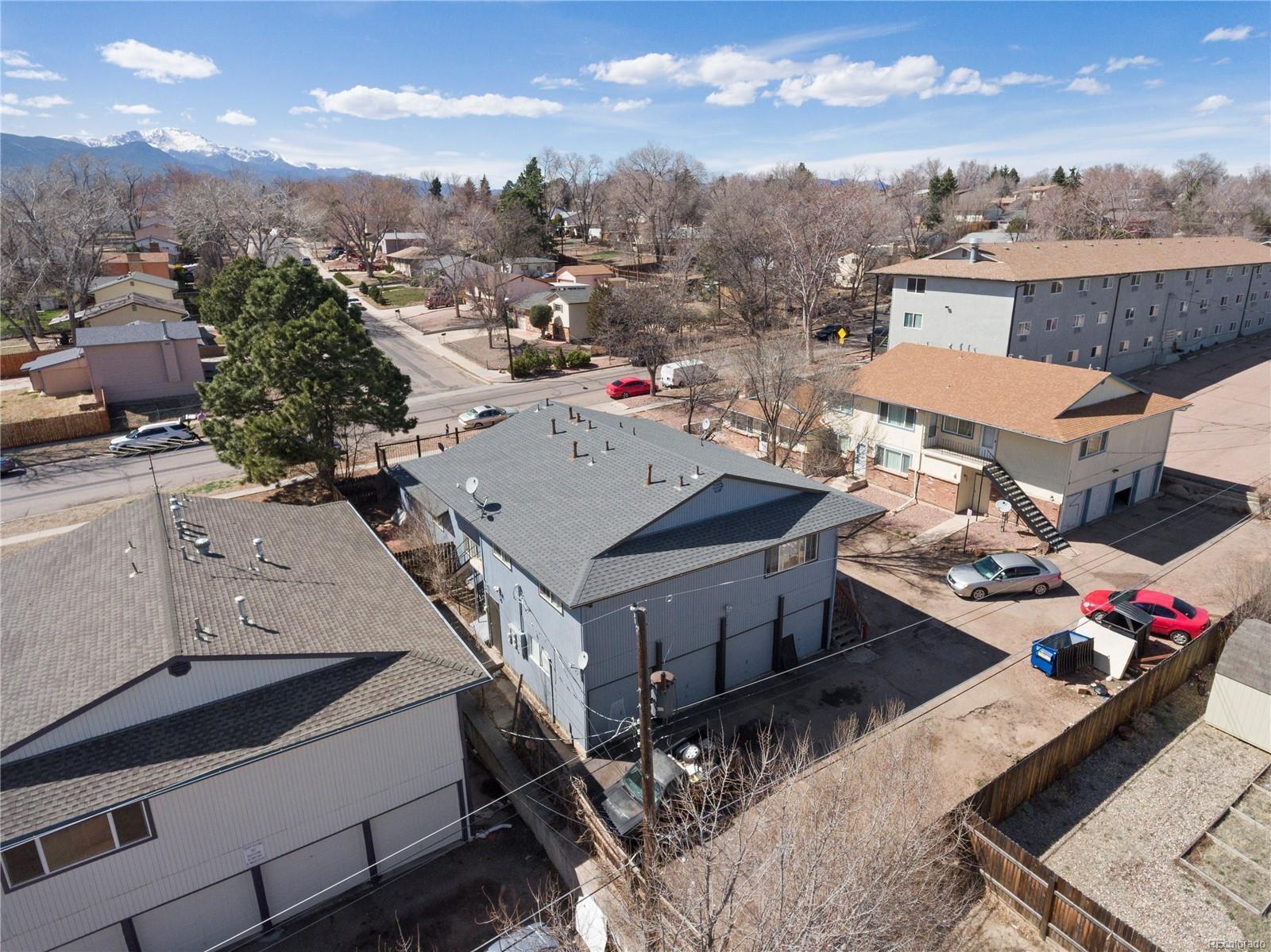 MLS# 6997959 - 1 - 303  University Drive, Colorado Springs, CO 80910