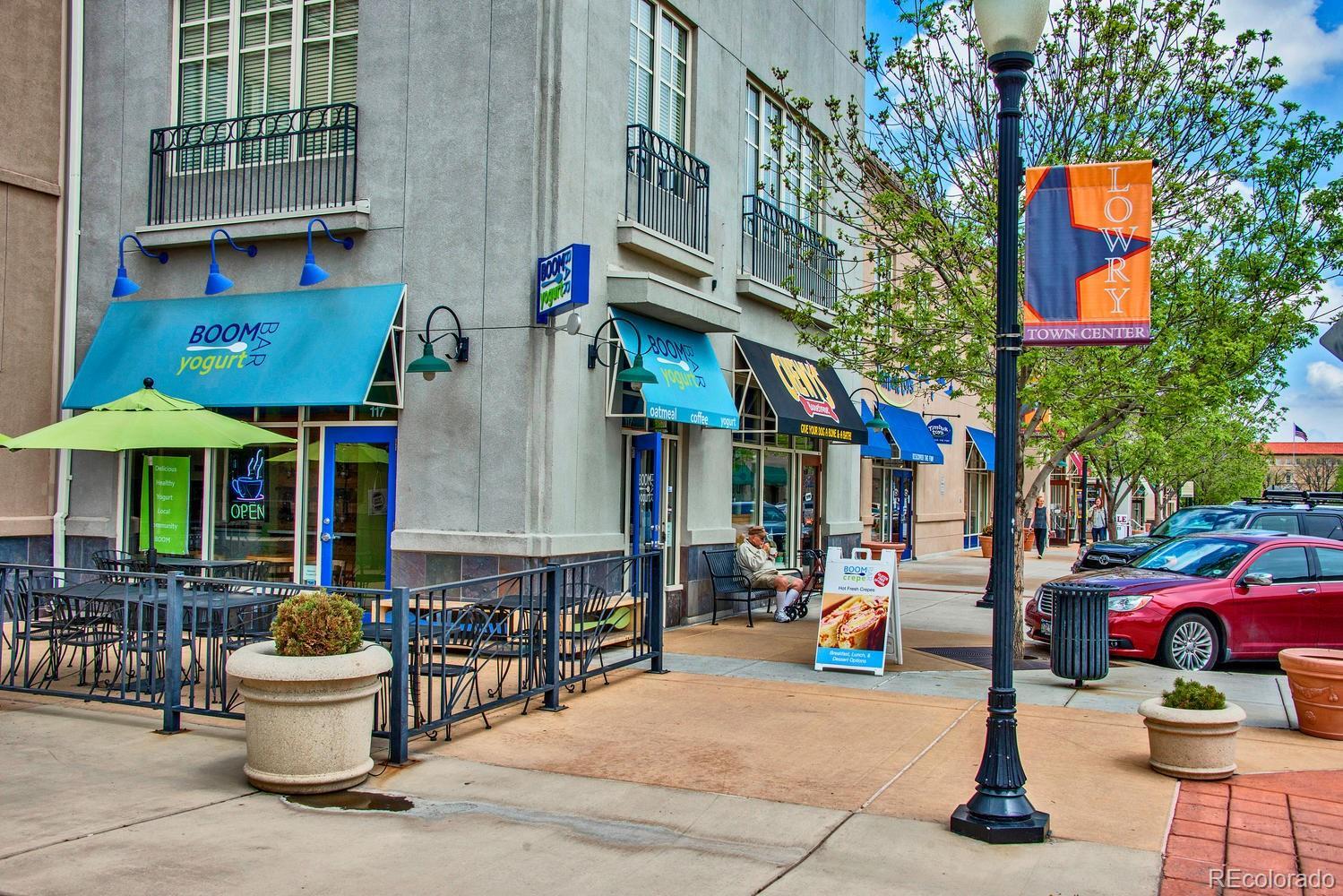MLS# 7031460 - 13 - 8555 Fairmount Drive #H107, Denver, CO 80247