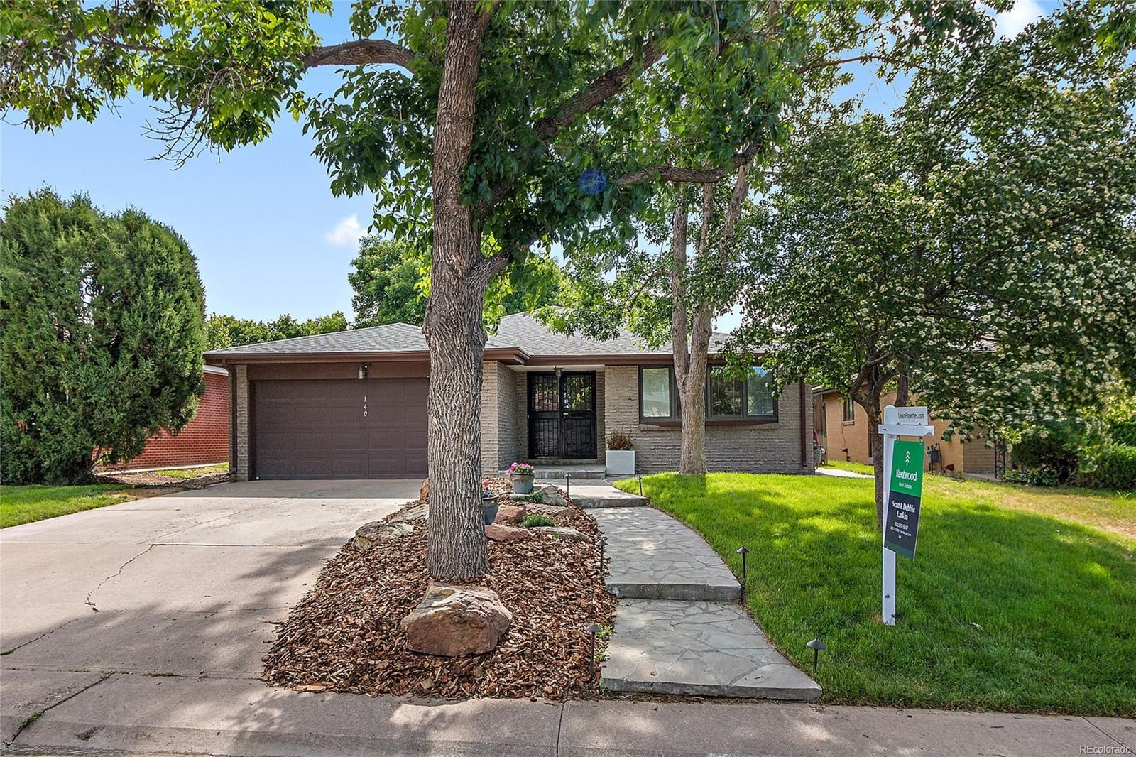 MLS# 7054892 - 1 - 140  Glencoe Street, Denver, CO 80220