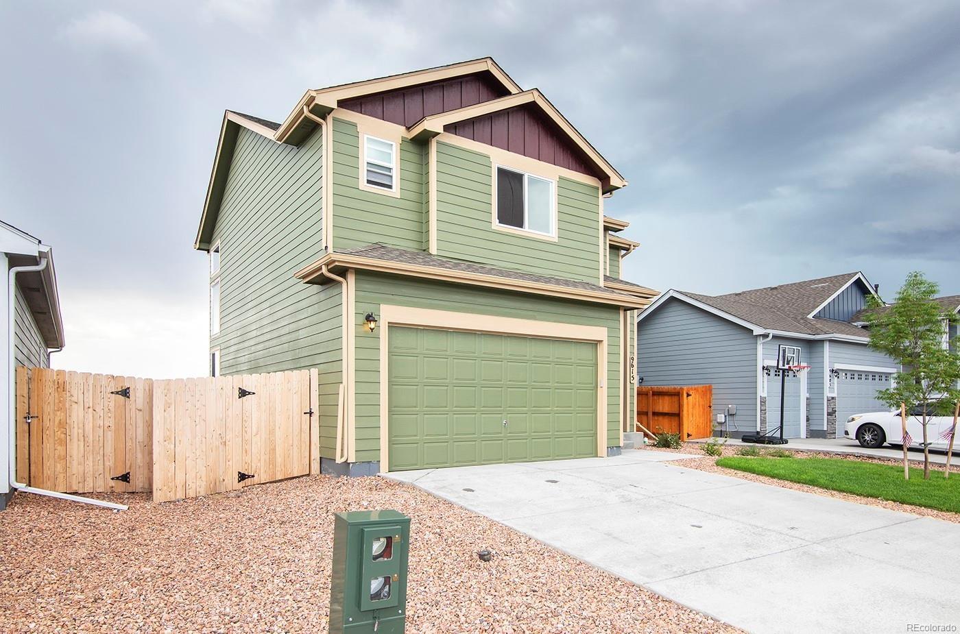 MLS# 7058019 - 2 - 9615 Rubicon Drive, Colorado Springs, CO 80925