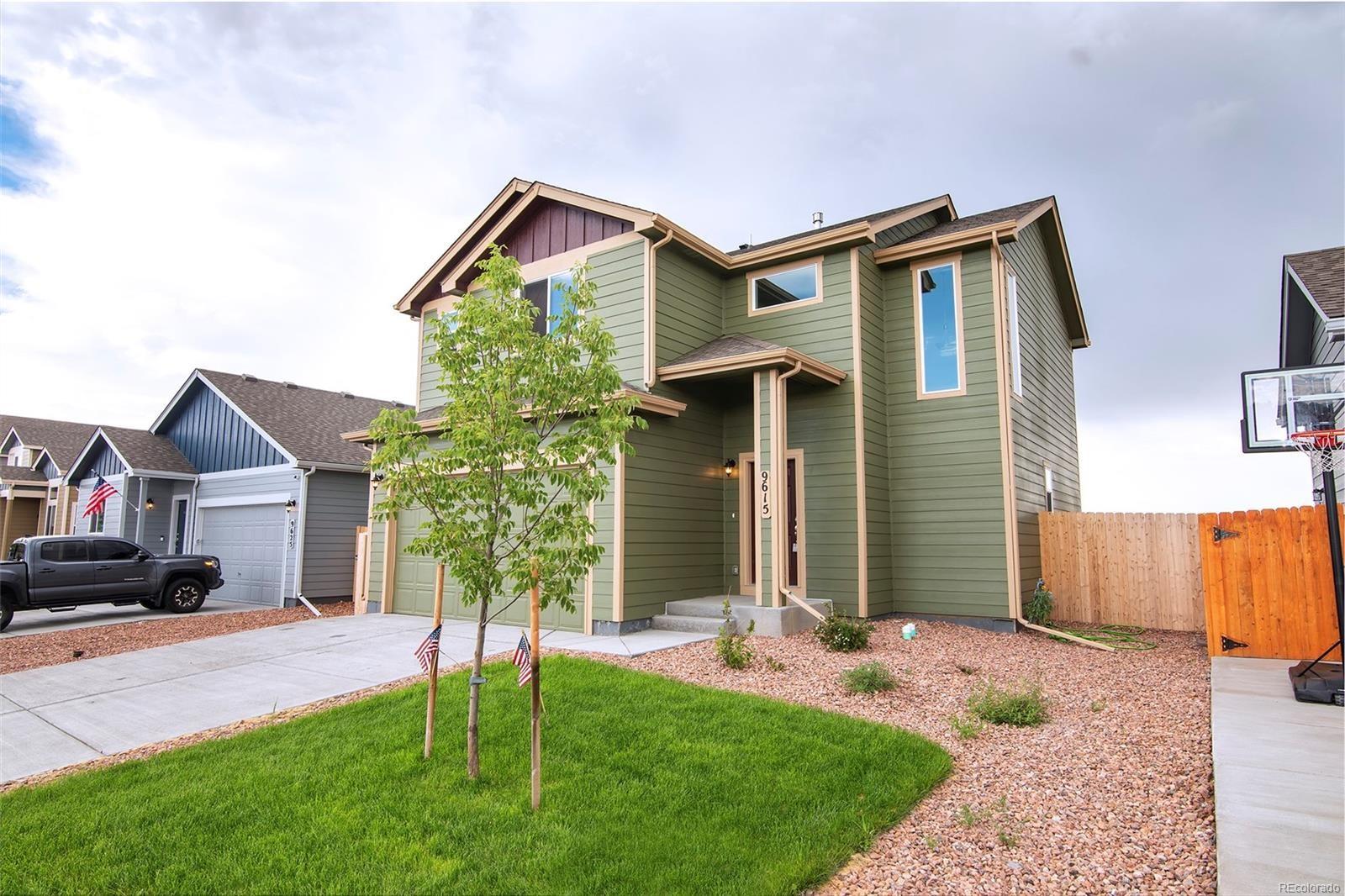 MLS# 7058019 - 3 - 9615 Rubicon Drive, Colorado Springs, CO 80925