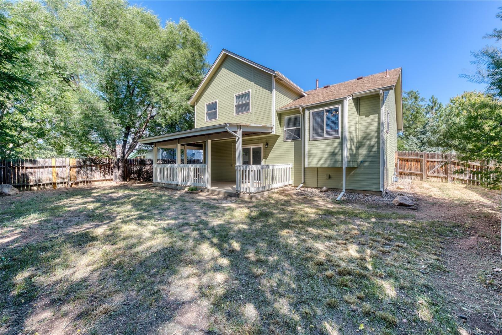 MLS# 7061588 - 1 - 1313  Canoe Creek Drive, Colorado Springs, CO 80906