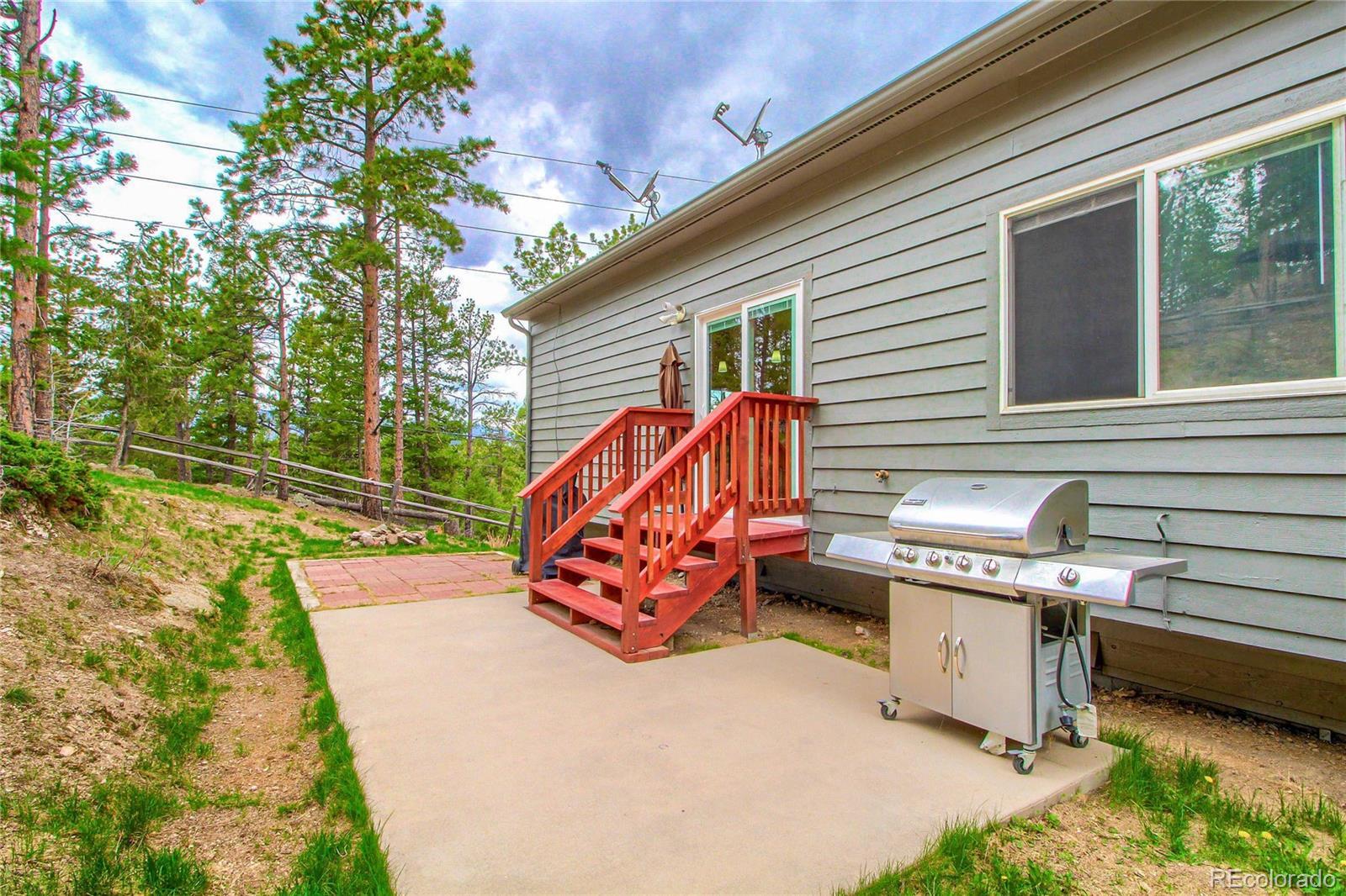 MLS# 7085048 - 34 - 15394 S Wandcrest Drive, Pine, CO 80470