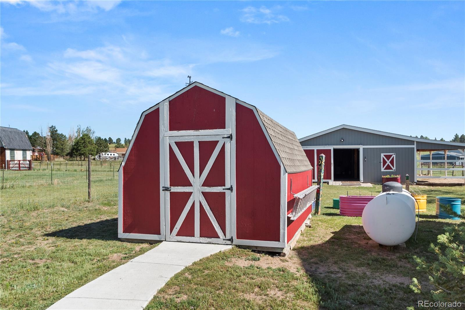 MLS# 7089085 - 34 - 13885 Halleluiah Trail, Elbert, CO 80106