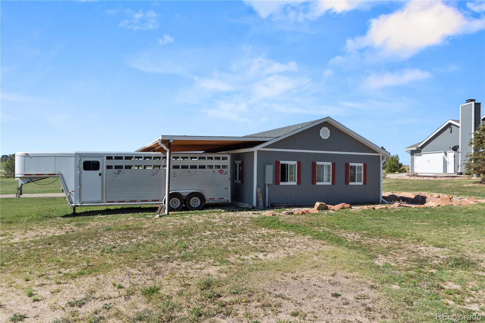 MLS# 7089085 - 37 - 13885 Halleluiah Trail, Elbert, CO 80106