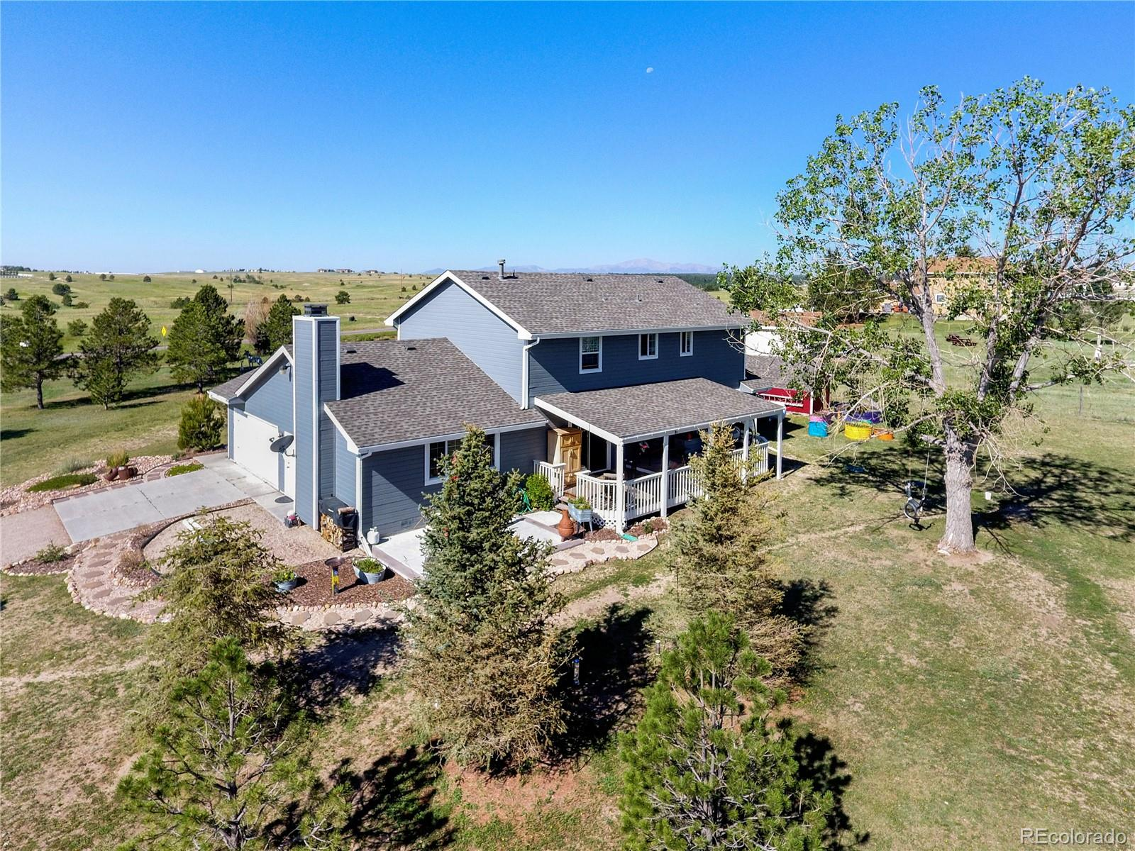 MLS# 7089085 - 40 - 13885 Halleluiah Trail, Elbert, CO 80106