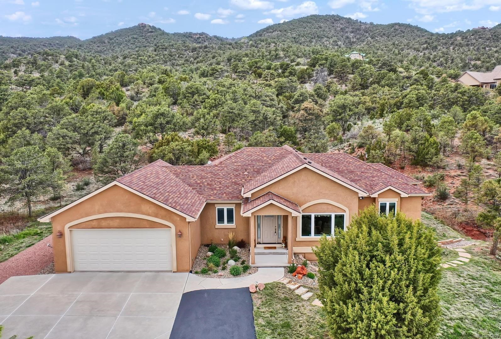 MLS# 7128445 - 1 - 16140  Cala Rojo Drive, Colorado Springs, CO 80926