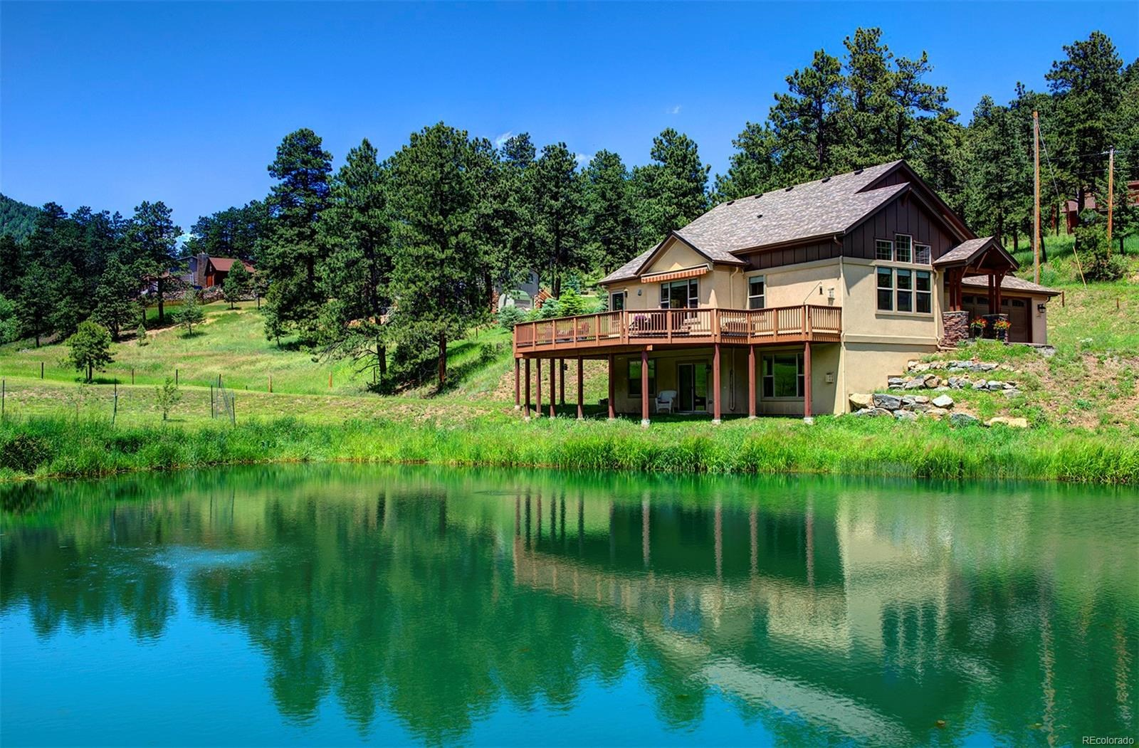 MLS# 7168913 - 2 - 6451 Mohave Trail, Evergreen, CO 80439