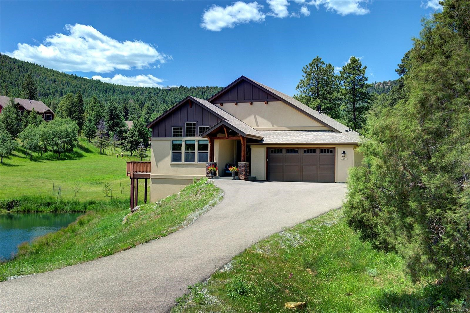 MLS# 7168913 - 35 - 6451 Mohave Trail, Evergreen, CO 80439
