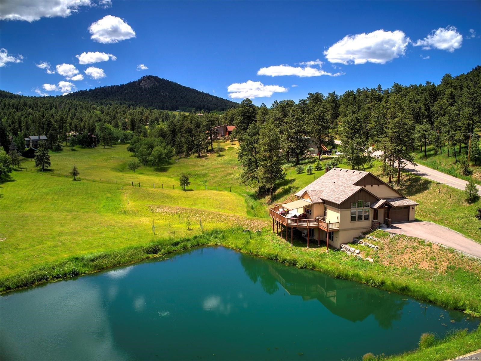 MLS# 7168913 - 38 - 6451 Mohave Trail, Evergreen, CO 80439