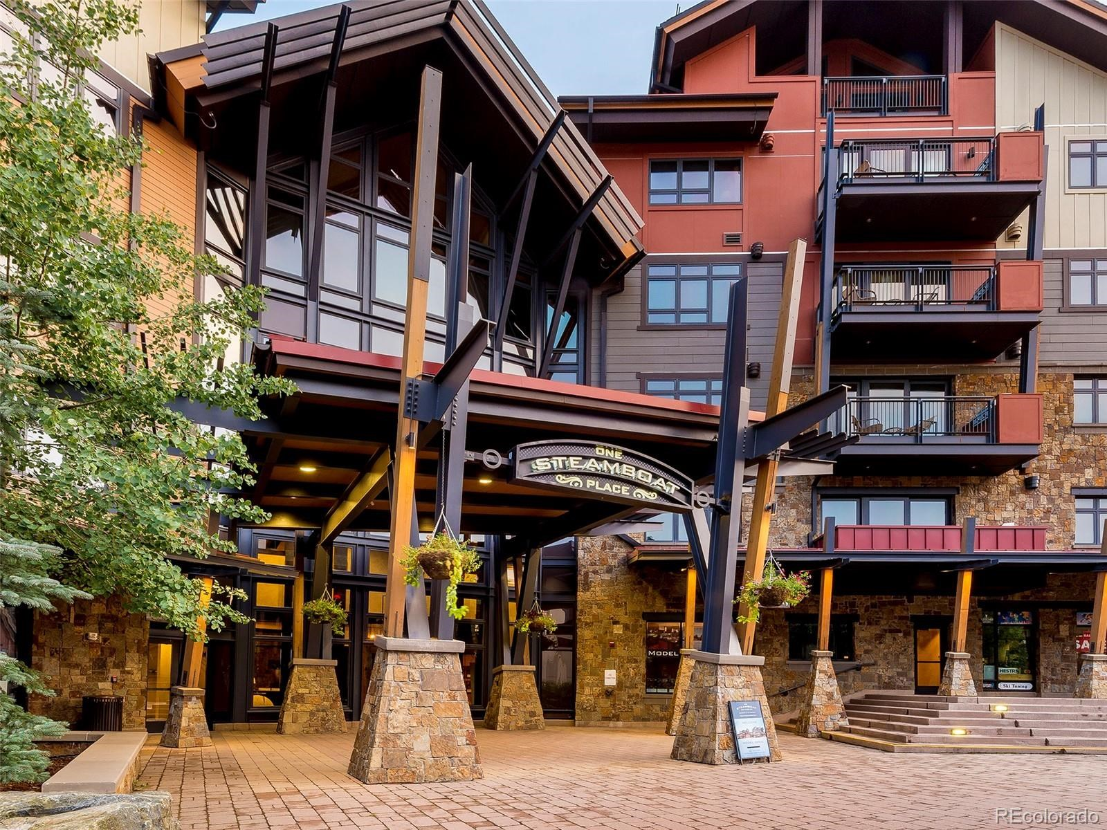 MLS# 7230921 - 29 - 2250 Apres Ski Way #403-II, Steamboat Springs, CO 80487