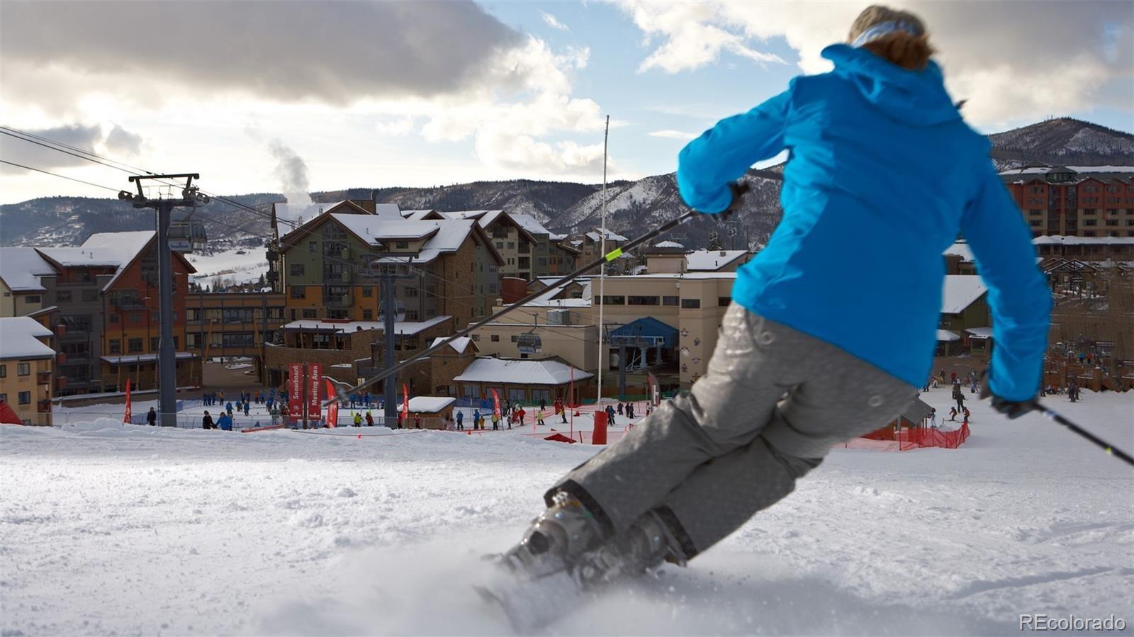 MLS# 7230921 - 30 - 2250 Apres Ski Way #403-II, Steamboat Springs, CO 80487