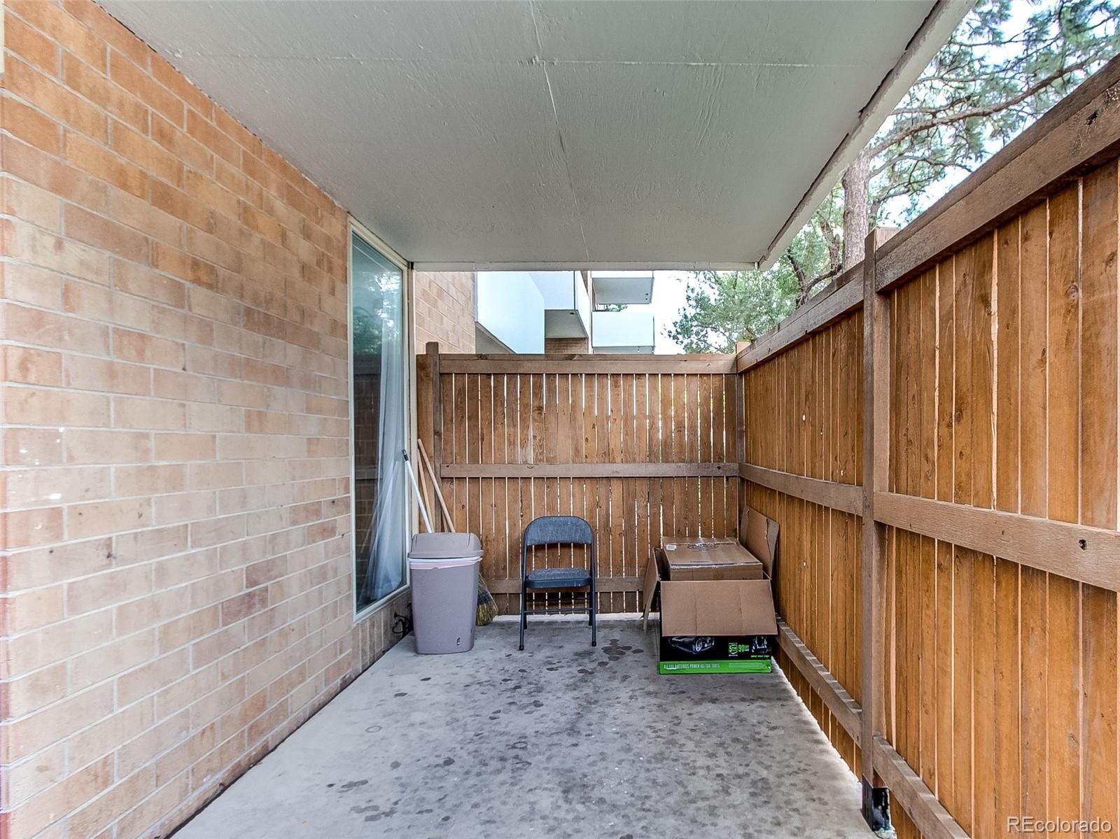 MLS# 7258092 - 12 - 2880 S Locust Street #N108, Denver, CO 80222