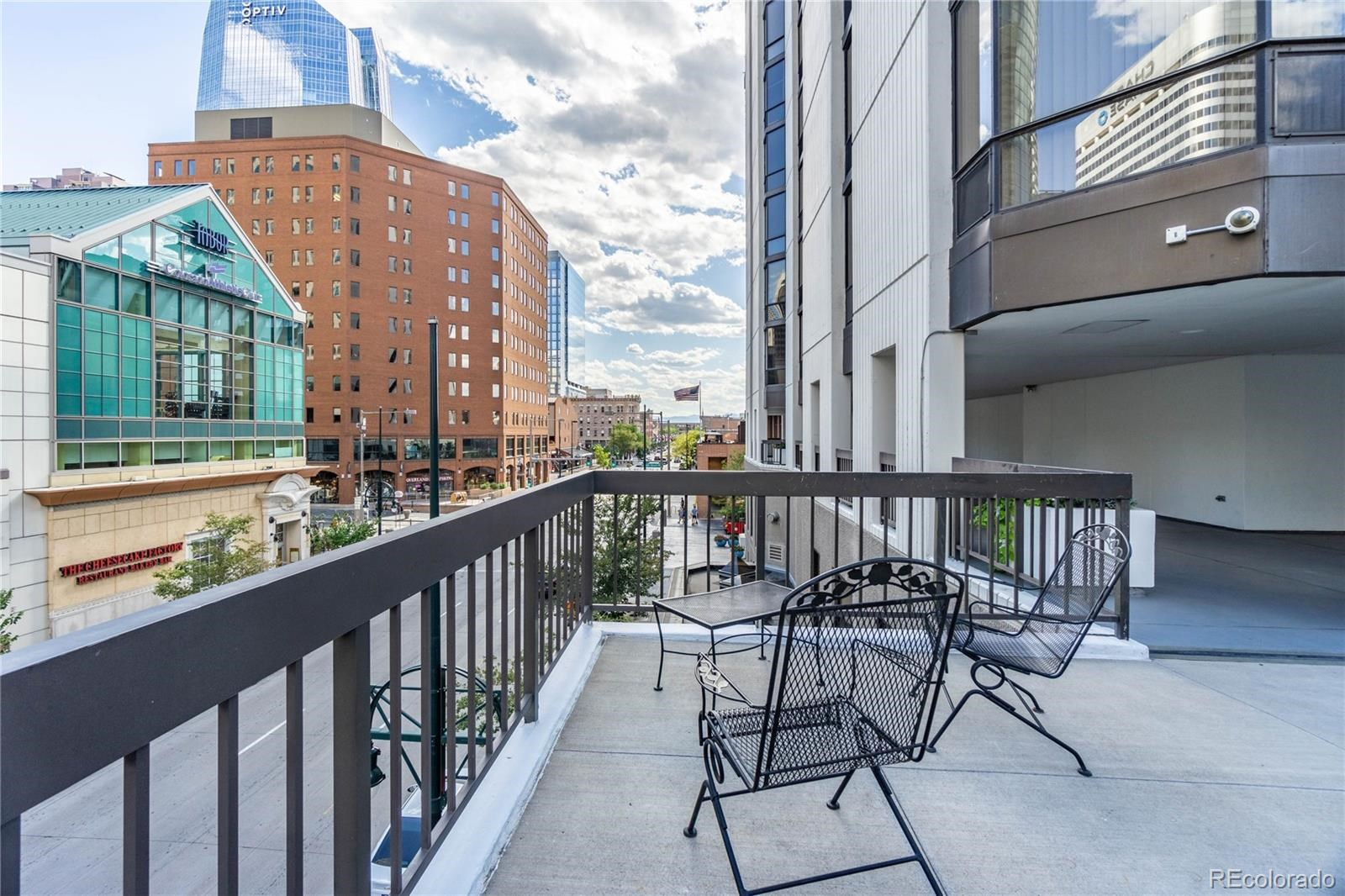 MLS# 7286229 - 1625 Larimer Street #1107, Denver, CO 80202