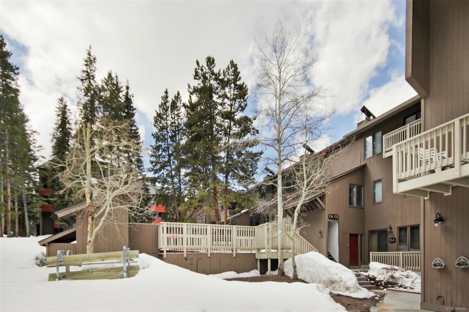 MLS# 7373038 - 25 - 108 Guller Road #B-5, Copper Mountain, CO 80443