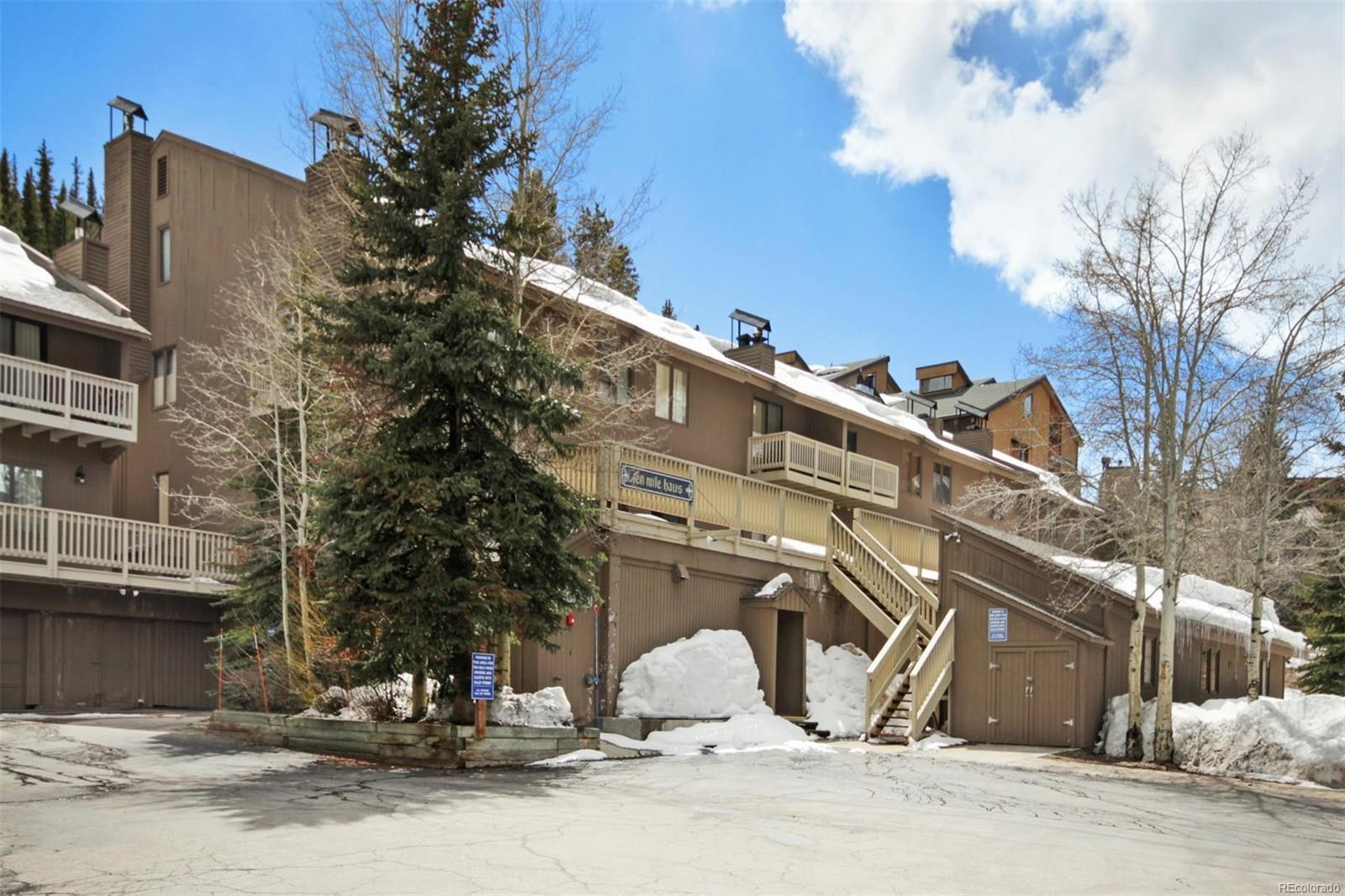 MLS# 7373038 - 29 - 108 Guller Road #B-5, Copper Mountain, CO 80443