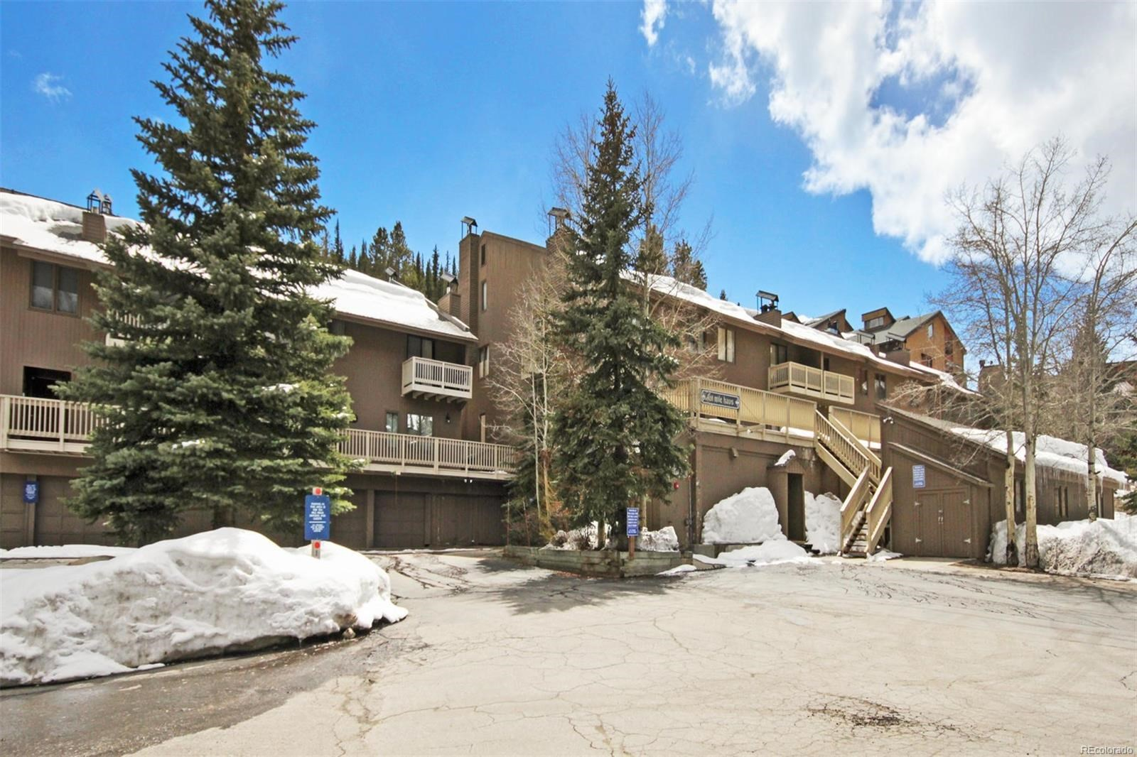 MLS# 7373038 - 30 - 108 Guller Road #B-5, Copper Mountain, CO 80443