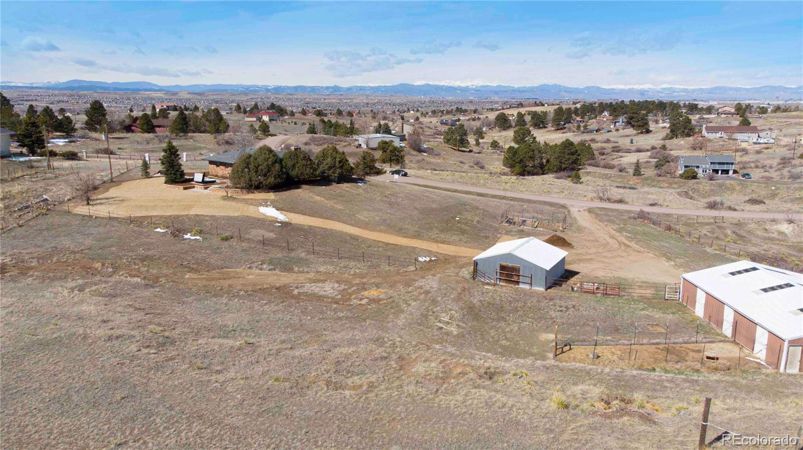 MLS# 7443067 - 23 - 11120 N Thrush Drive, Parker, CO 80138