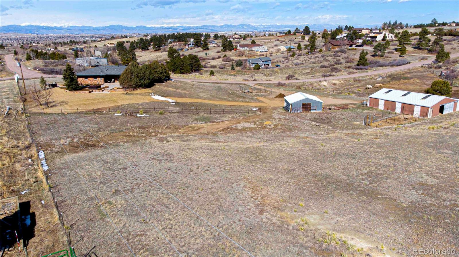 MLS# 7443067 - 31 - 11120 N Thrush Drive, Parker, CO 80138