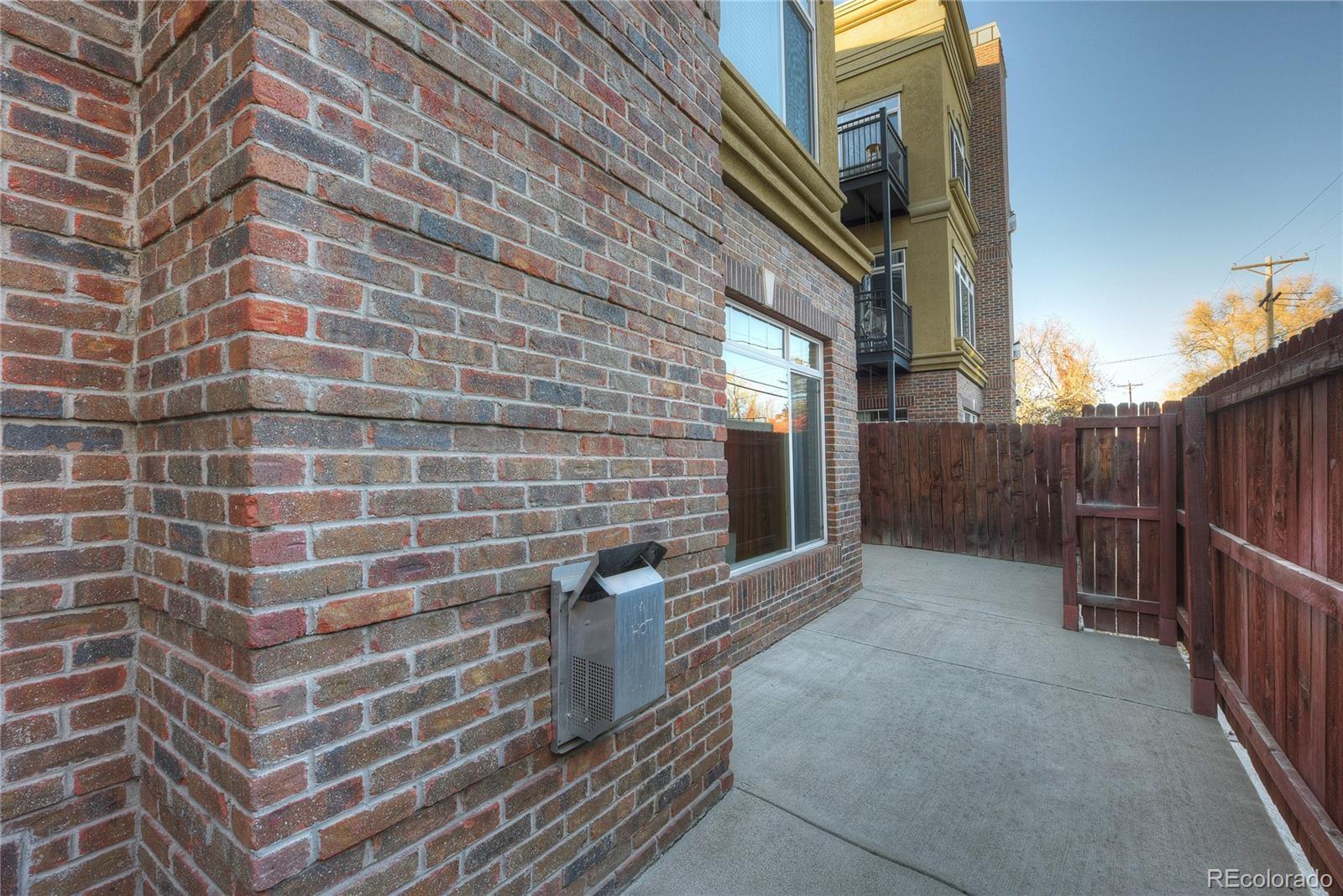 MLS# 7549113 - 23 - 1776 Race Street #108, Denver, CO 80206