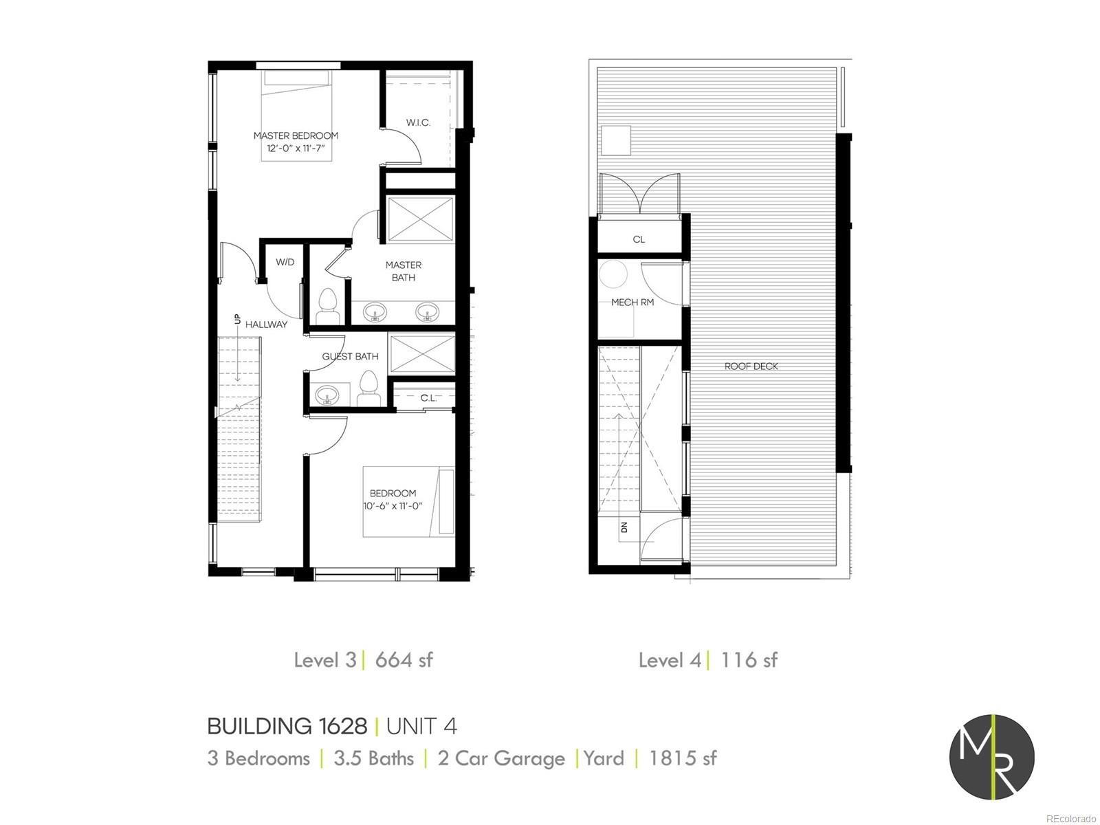 MLS# 7558922 - 5 - 1628 Irving Street #4, Denver, CO 80204