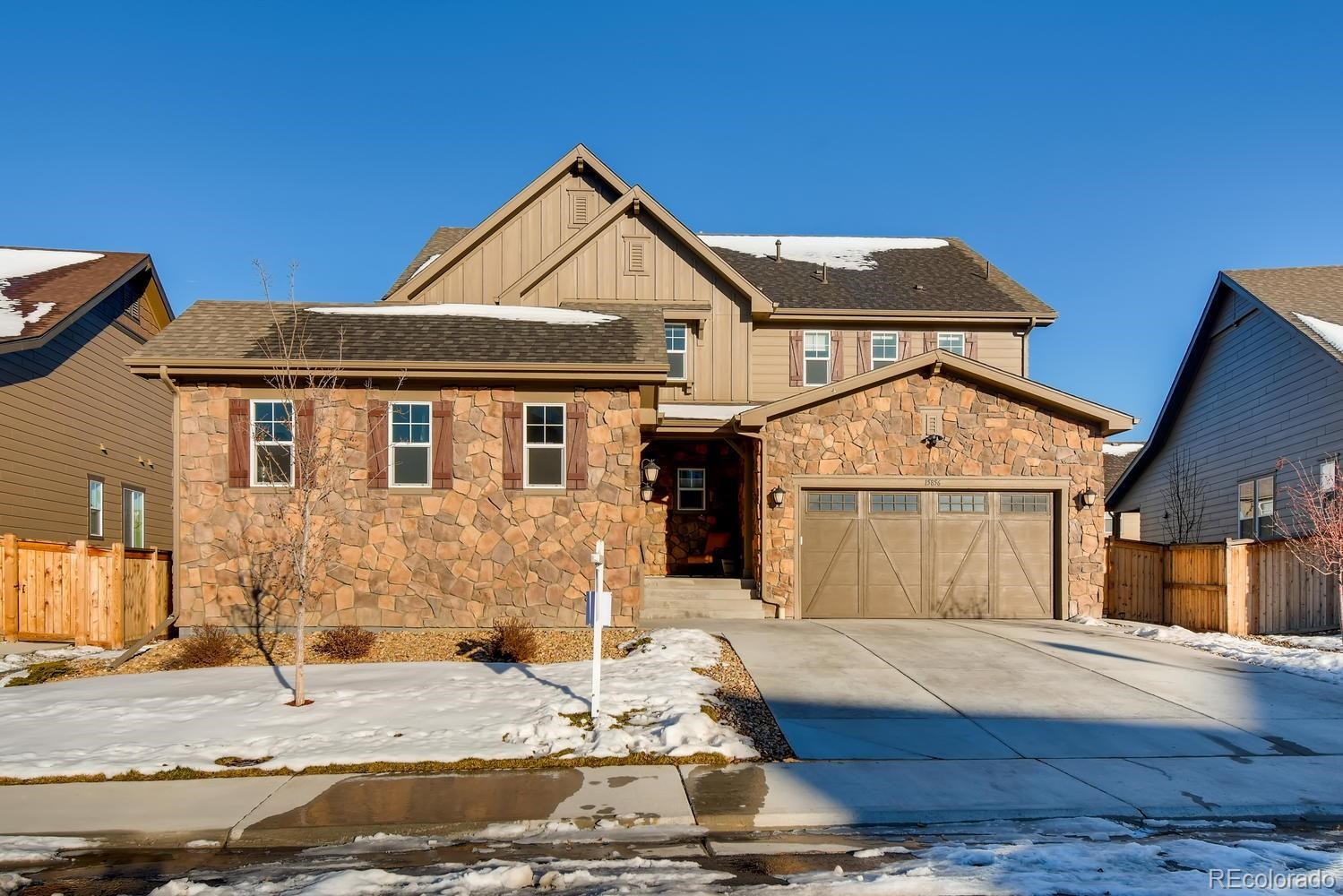 MLS# 7598022 - 2 - 15856 Josephine Circle, Thornton, CO 80602