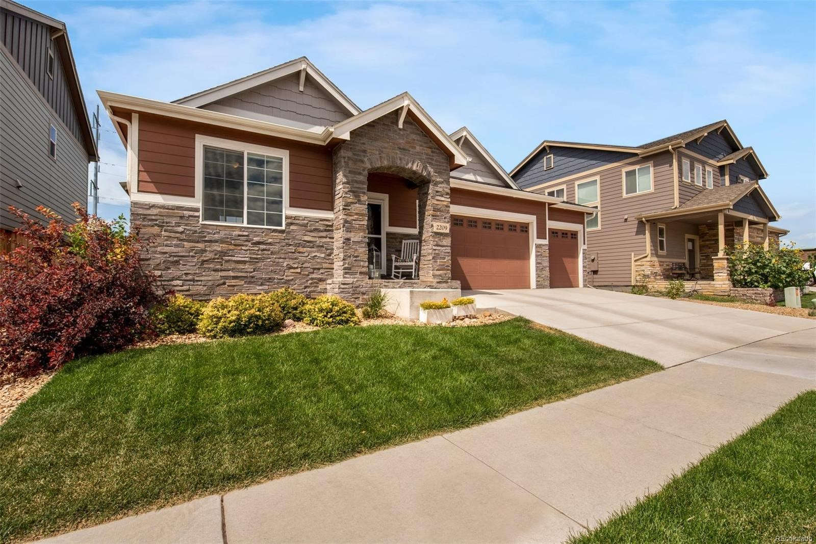 MLS# 7603789 - 2 - 2209 Adobe Drive, Fort Collins, CO 80525