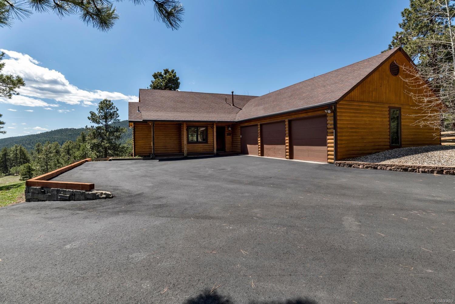 MLS# 7641787 - 1 - 5008  Cameyo Road, Indian Hills, CO 80454