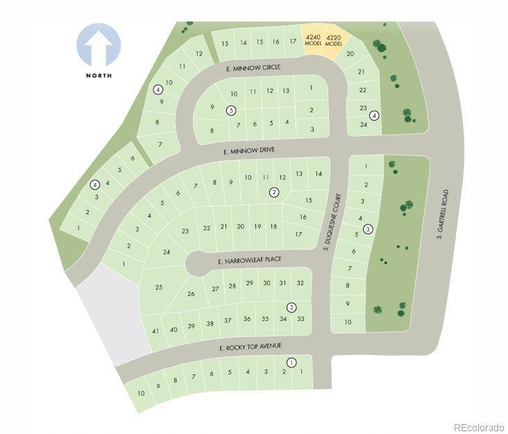 MLS# 7693063 - 5 - 23883 E Minnow Circle, Aurora, CO 80016