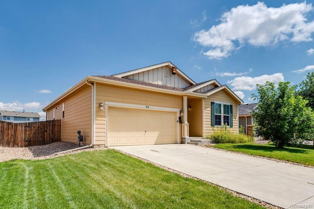 MLS# 7717979 - 1 - 862  Sunrise Drive, Lochbuie, CO 80603